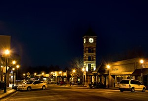 Downtown Overland Park, KS